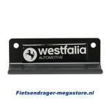 Wandhouder voor Westfalia BC70 fietsendrager